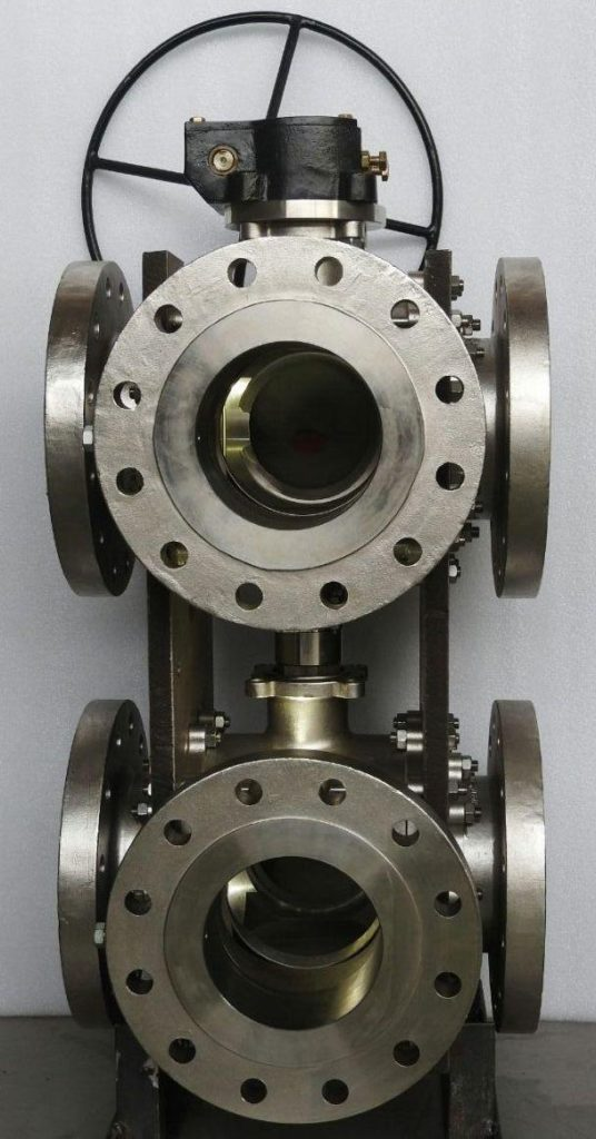 6 Way Ball Valve- Product Announcement
